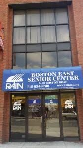 RAIN Boston East Road