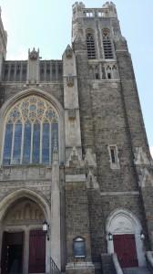 Tolentine Senior Center Church side